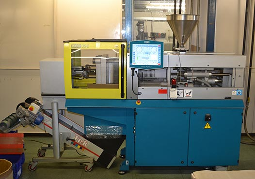Injection moulding in the South East